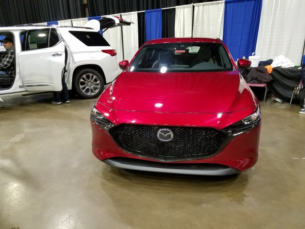 Mazda 3 HV Auto Show 2019