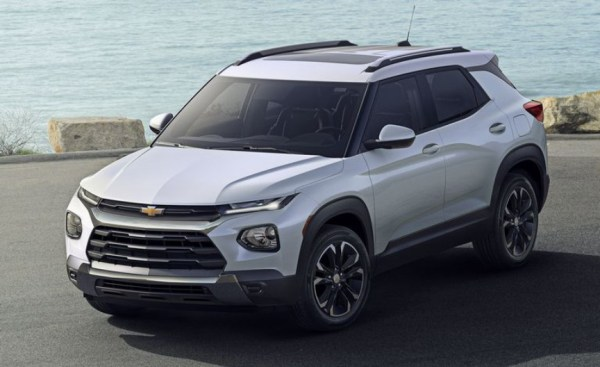 Chevy's newest Trailblazer is set to confuse shoppers in ...