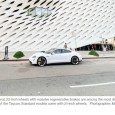 From Bloomberg's review of the Porsche Taycan