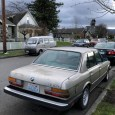 """(submitted by Dead Swede) For years this BMW 535i has been a mainstay on my dog-walking route. It has that """"get-to-it-someday"""" vibe that radiates from so many of its derelict […]"""