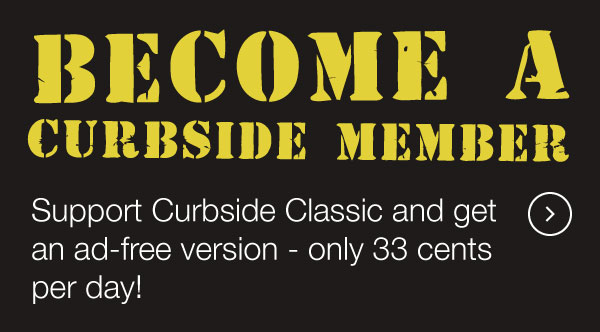 Become a Curbside Member