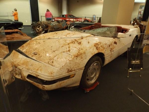 2014 Corvette Museum Sinkhole