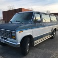 An admission: This two-tone Ford van is a surrogate for my original target, but a fantastic and fitting one nonetheless. It's not often a thirty-one year old Ford Econoline, arguably […]