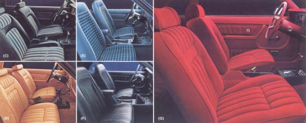 1979 Mustang promotional material