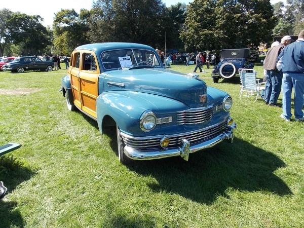 1948 Nash Ambassador Suburban