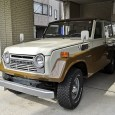 On CC and elsewhere, the paternity of the SUV has usually been attributed to the Jeep Wagoneer, and rightly so. Perhaps that makes the Range Rover the mad spinster aunt, […]