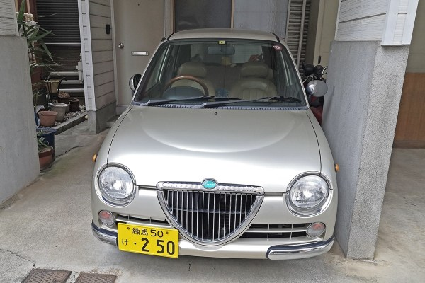 Daihatsu Opti Classic