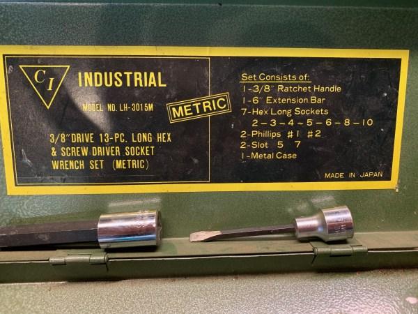 Allen wrench bits