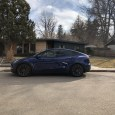 Tesla started building its newest model, the Y, back in January and deliveries started on March 13th. This one was being delivered on the 17th to the couple that live […]