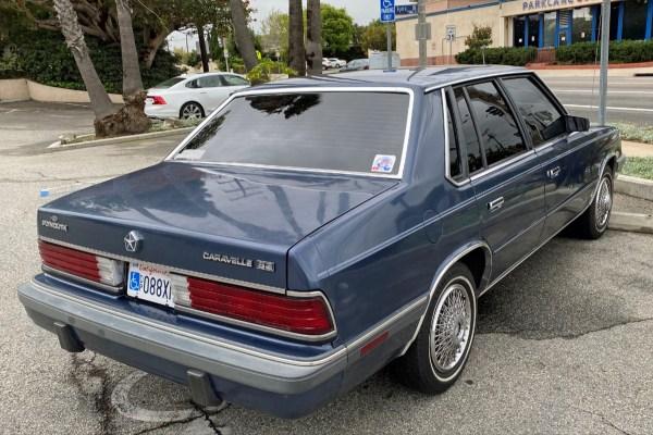 1987 Plymouth Caravelle