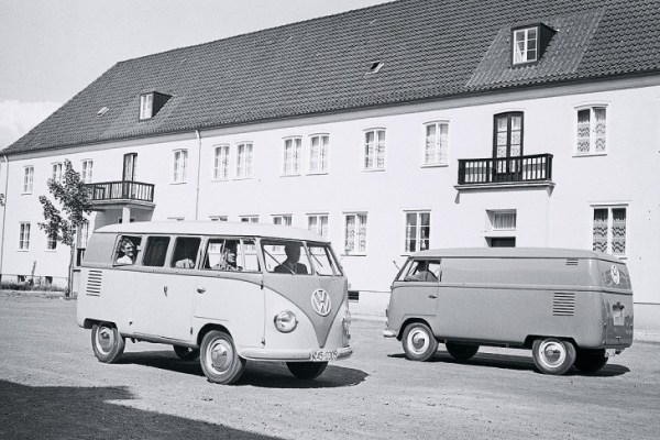 Volkswagen Westfalia Campmobile