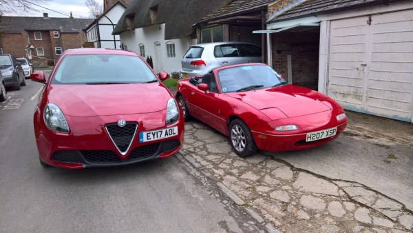 Alfa romeo giulietta long term