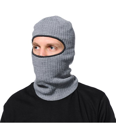 A balaclava, a mask and toboggan in one