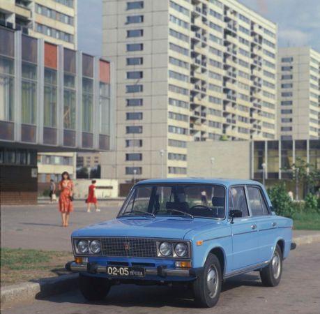 1979 Lada 2106