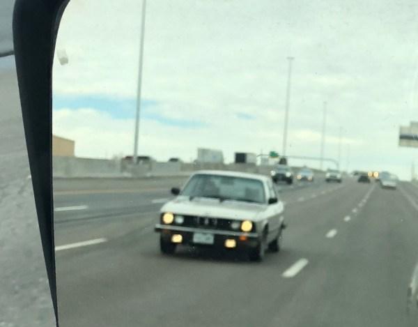 1983 1984 BMW 533i