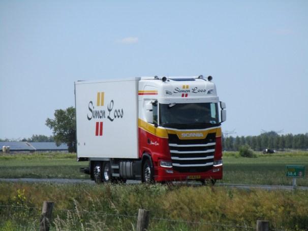 Scania S450 truck