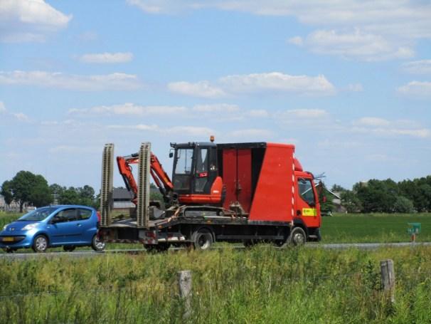 DAF LF 45.150 truck
