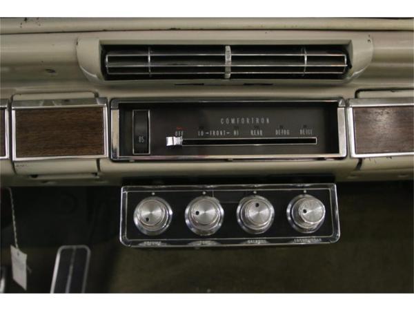 1966 Chevrolet Caprice Comfortron