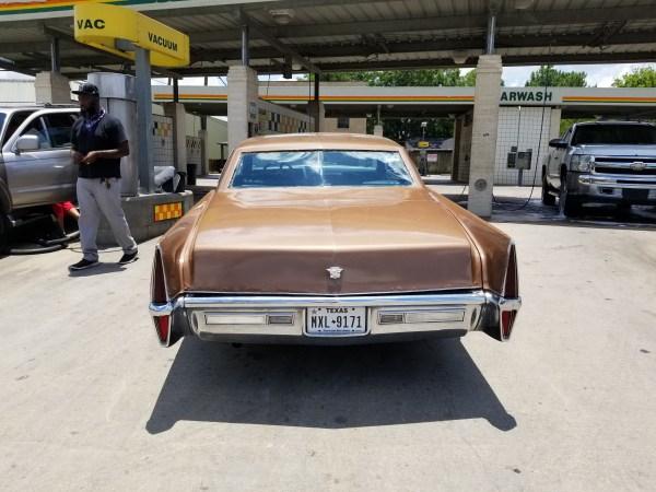1970 Cadillac Sedan de Ville