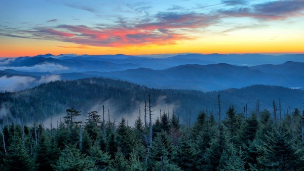 The Smokies National Park