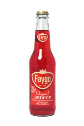 Faygo Redpop!
