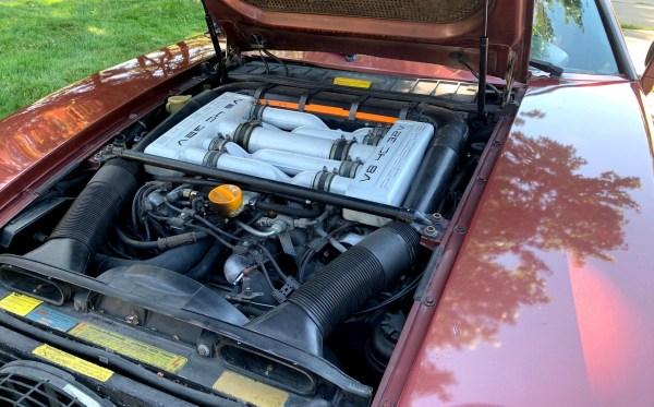 1985 Porsche 928S Engine