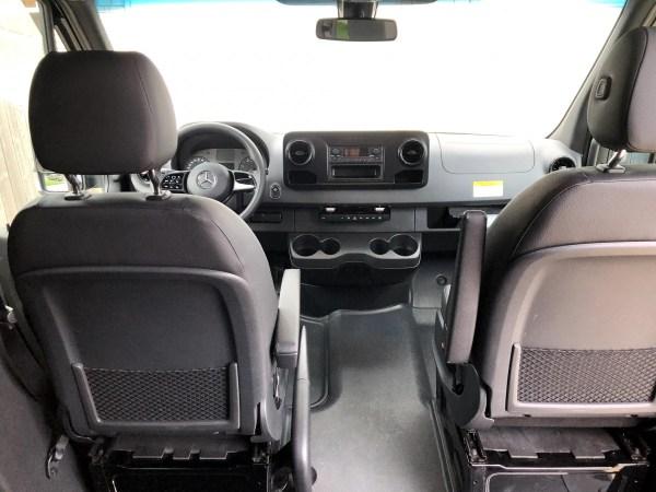 2019 Mercedes Benz Sprinter 4x4