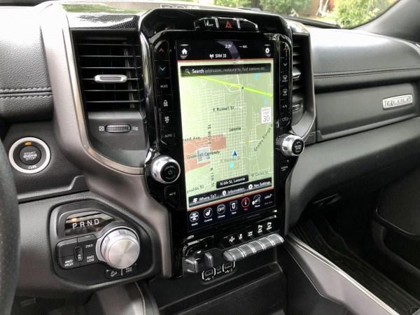 2020 RAM 1500 Rebel Crew Cab 4x4
