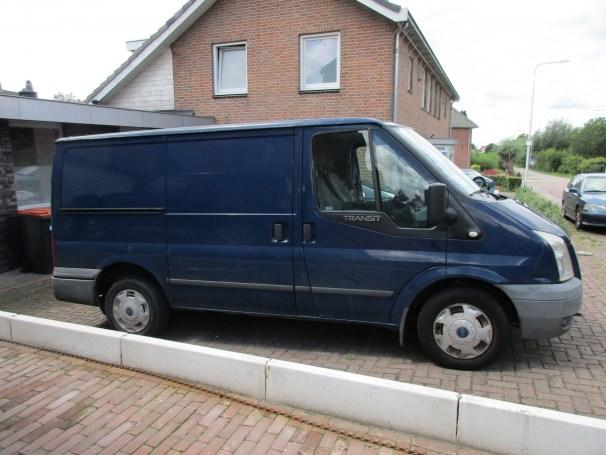2009 Ford Transit - 3