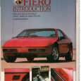 The Fiero is a polarizing subject. I obviously see mainly its negatives, as brought forth in my DS. The 149 comments there attest to that quite colorfully. But I can […]