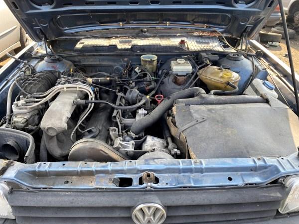 1987 VW Quantum GL5 Syncro Wagon