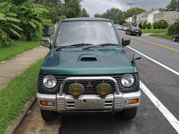 1995 Mitsubishi Pajero Mini VR-II front