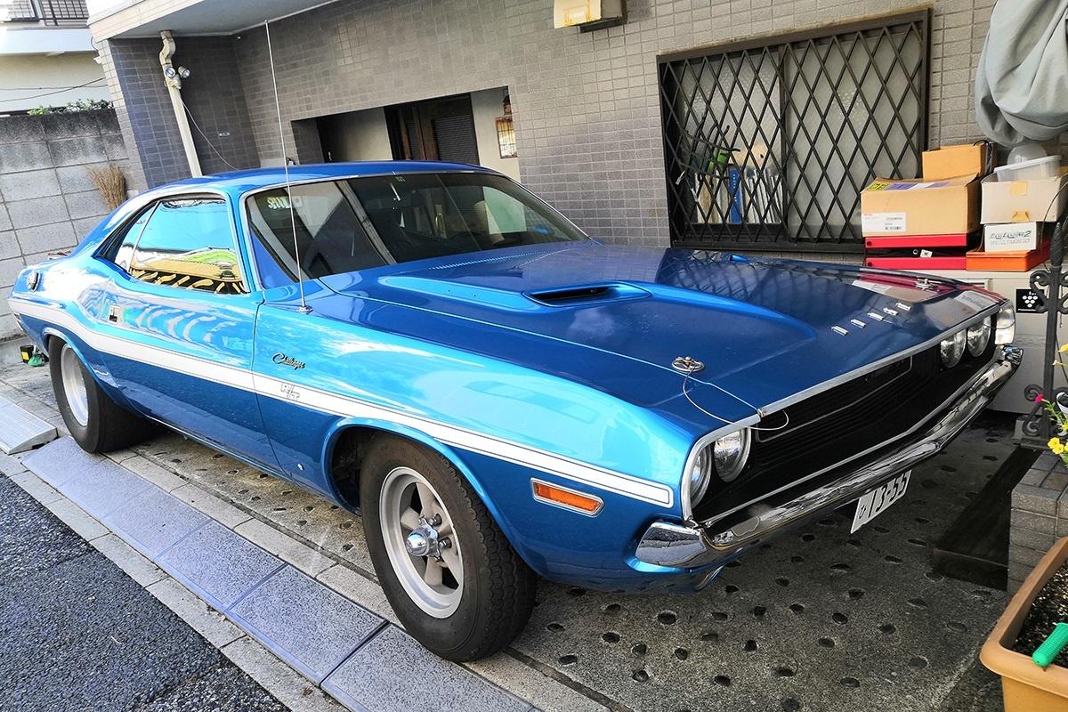 1970 Dodge Challenger Tach Wiring