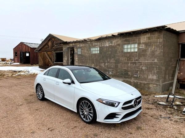 2020 Mercedes-Benz A220 4Matic Sedan