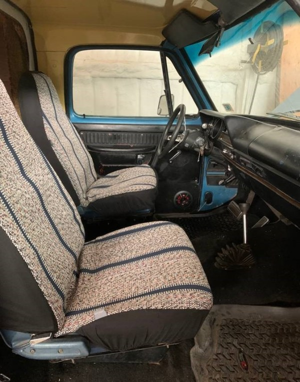 1976 Plymouth Trail Duster Camper