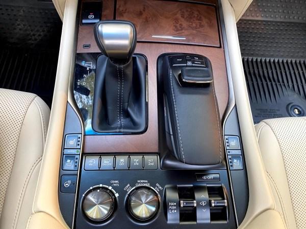 2020 Lexus LX570