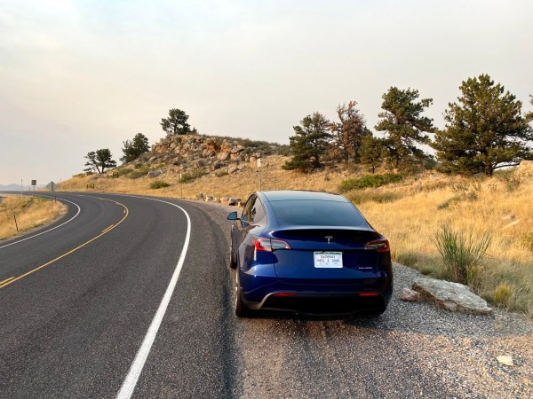 2020 Tesla Model Y