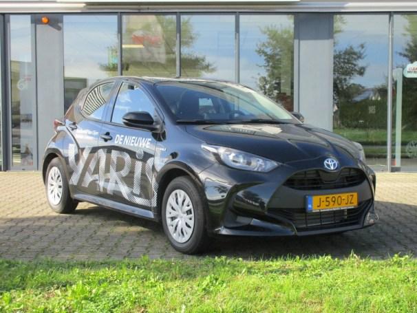 2020 Toyota Yaris 1.5 hybrid - 1