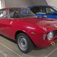 I love the Alfa Romeo 105/115 Bertone coupés. Who doesn't? I caught a couple in quick succession around town recently, both of which will grace these pages eventually. They're both […]