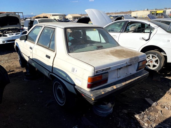1986 Renault Alliance