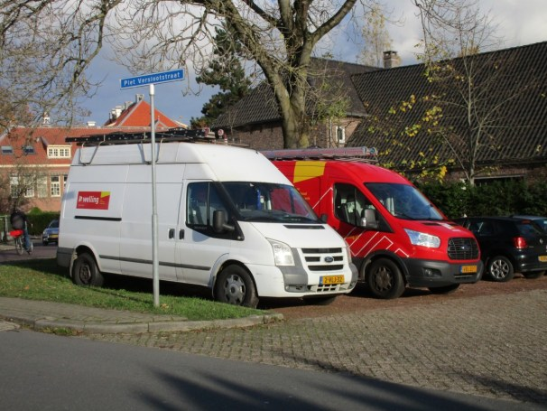 2011 and 2018 Ford Transit - 1