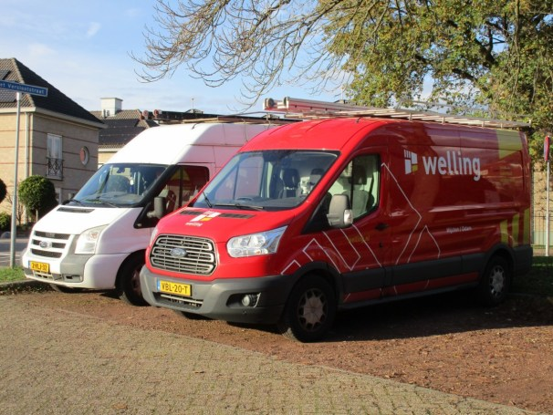 2011 and 2018 Ford Transit - 2