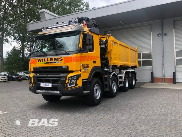 2020 Volvo FMX 8x4 - 3