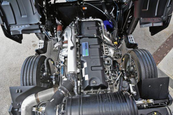Ford F-Max Ecotorq 12.7 liter
