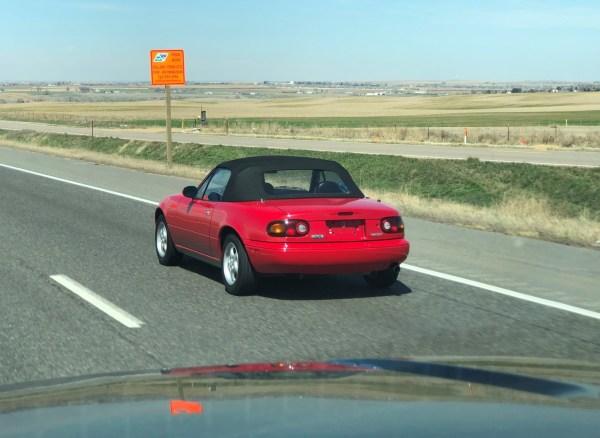 Mazda Miata NA