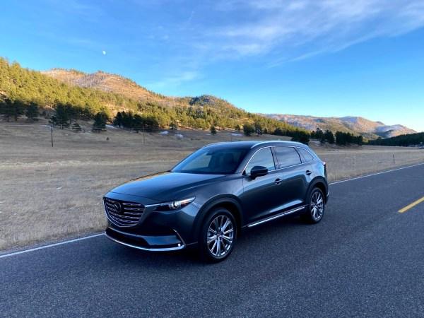 2021 Mazda CX-9 Signature AWD