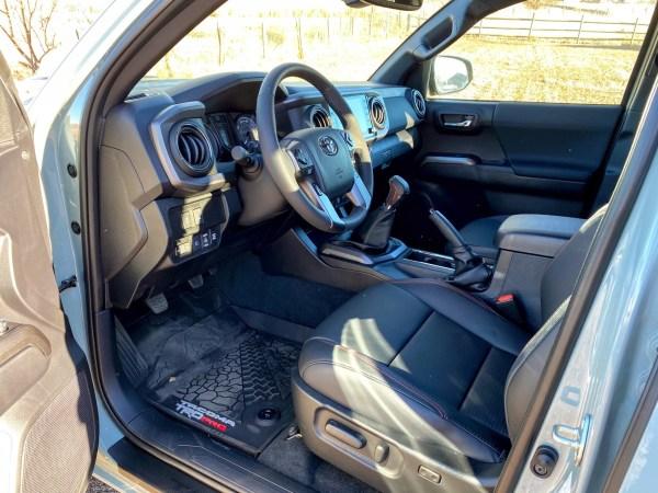 2021 Toyota Tacoma TRD Pro 4x4