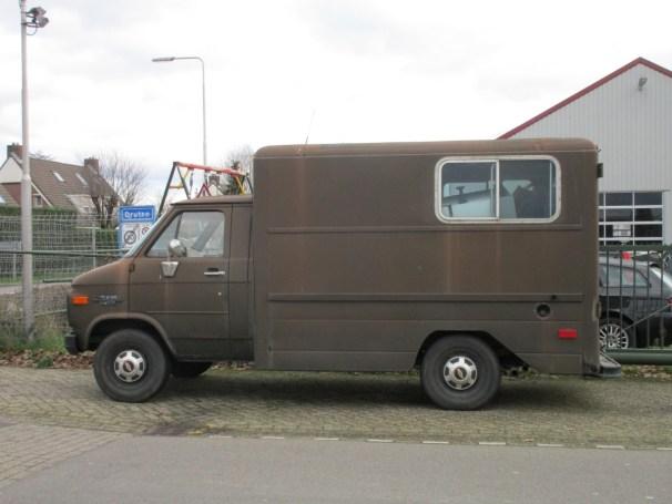 1986 Chevy G30 Hi-Cube Van - 2