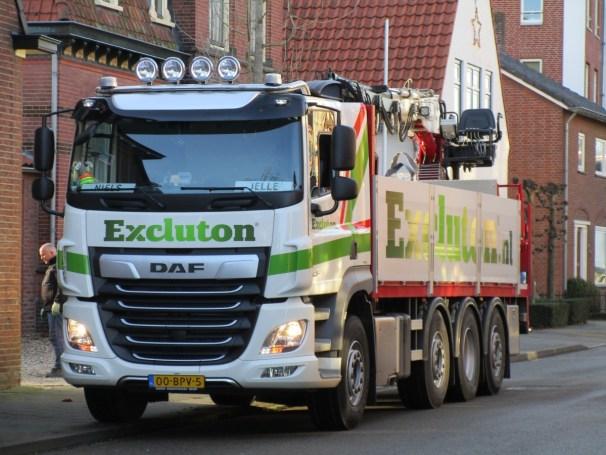 DAF CF tridem axle truck - 1