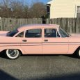 Call it CC Effect if you will, but I found yet another virtually-extinct Forward Look artifact on eBay. It's another first for Curbside, a 1958 De Soto Firesweep sedan. Not […]
